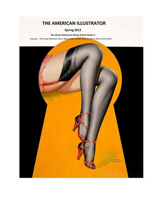 AMERICAN ILLUSTRATOR-The Great Pinup Artists