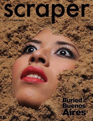 Scraper Magazine Vol.2 Buried in Buenos Aires