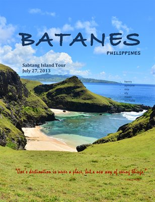 BATANES Day 2