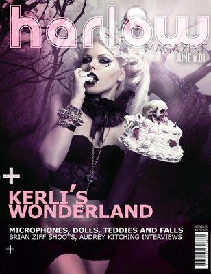 Issue n01: Kerli's Wonderland