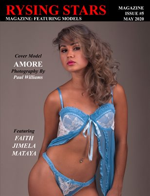 Rysing Stars Magazine (Issue 5) Amore