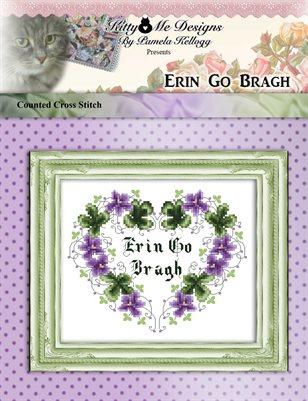 Erin Go Bragh Cross Stitch Pattern
