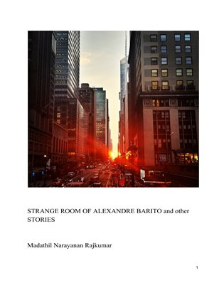 STRANGE ROOM OF ALEXANDRE BARITO and other STORIES