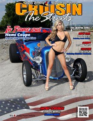 Cruisin the Streets July August 2015 Flip Magazine