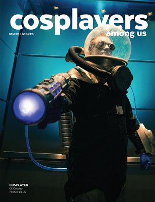 Cosplayers Among Us - Issue #1