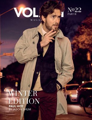 VOLANT Magazine #22 - WINTER EDITION - PART II