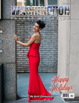 Washington DC Talent Magazine December 2017 Edition