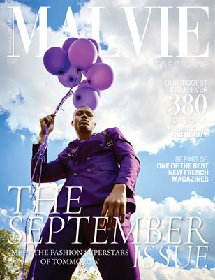 MALVIE Mag The September ISSUE Vol. 06 2020