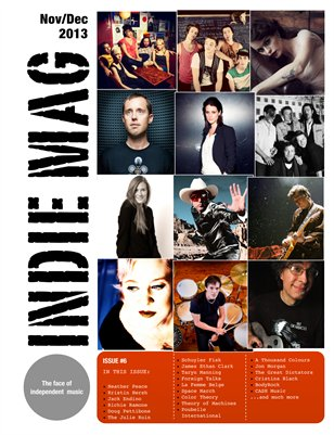 INDIE MAG Nov/Dec 2013