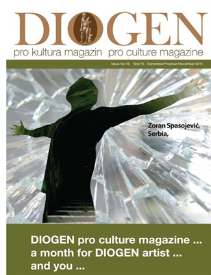 DIOGEN pro art magazine No 16. special December 2011