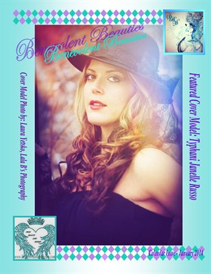Benevolent Beauties Magazine - 2014 Calendar Issue