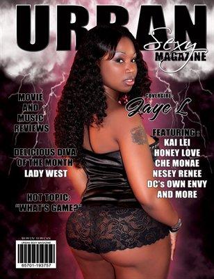 Urban Sexy Magazine v1