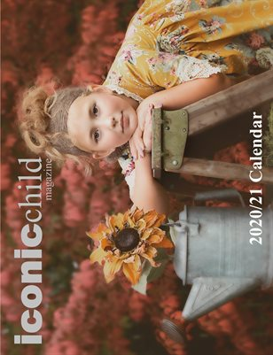 Iconic Child magazine 2020/21 CALENDAR