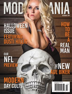 MODELSMANIA OCTOBER 2017
