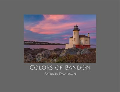 "Colors of Bandon 11"" x 8.5 (Grey Cover)"