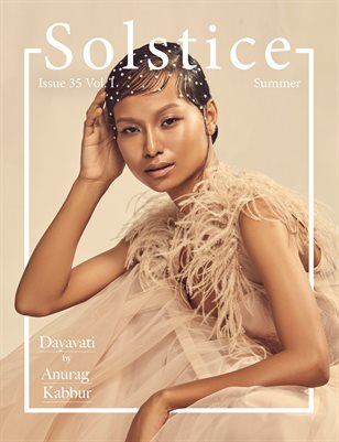 Solstice Magazine: Issue 35 Summer Volume 1