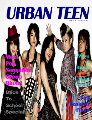 Urban Teen Magazine Back to School Issue