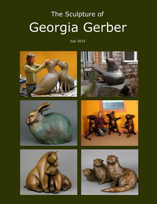 The Sculpture of GEorgia Gerber July 2012