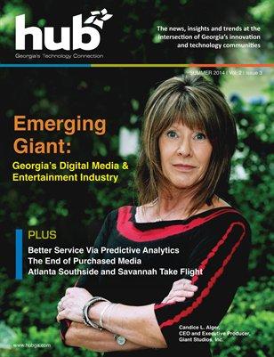 HUB Magazine Summer 2014