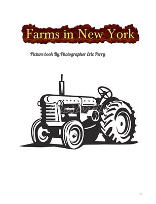 Farms in New York