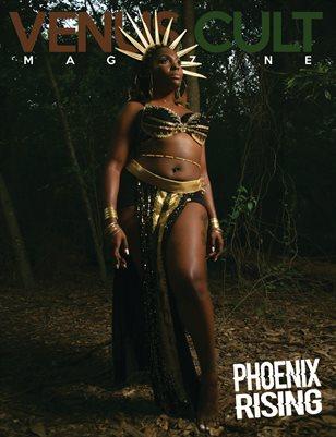 Venus Cult No.17 – Phoenix Rising Cover