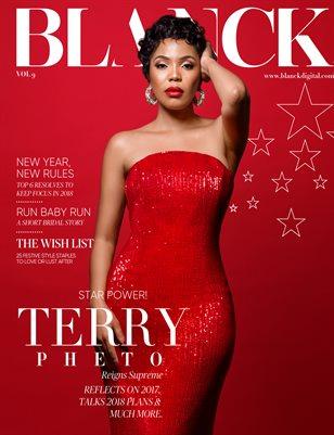 Blanck Magazine Vol.9 ( Cover 2)