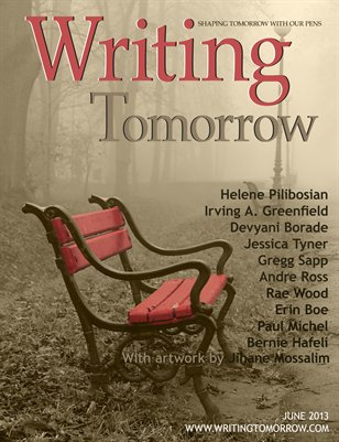 Writing Tomorrow Magazine June 2013