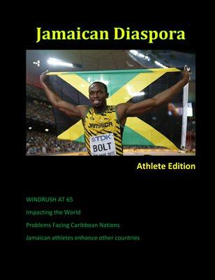 Jamaican Diaspora: Athlete Edition