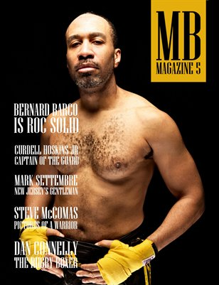 Masters Boxing Magazine Vol. 5.1