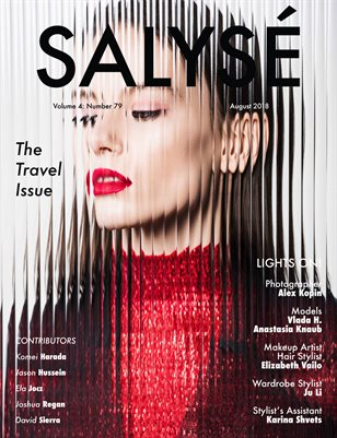 SALYSÉ Magazine | Vol 4 : No 79 | August 2018