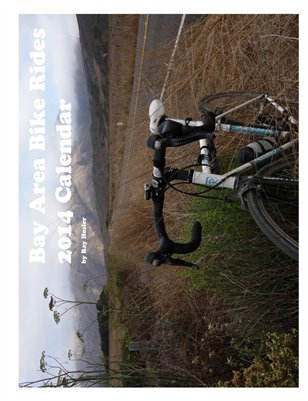 2014 Bay Area Bike Rides calendar