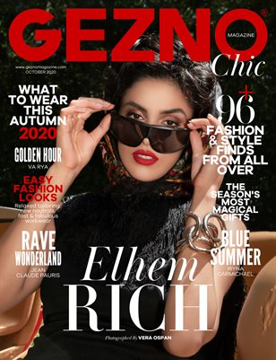 GEZNO Magazine October 2020 Issue #11