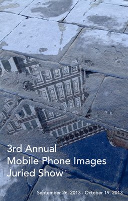 3rd Annual Mobile Phone Images Juried Show Catalog