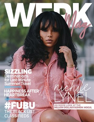 WERK Mag | Summer Issue
