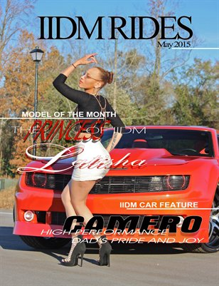 IIDM RIDES Magazine - May 2015 Issue