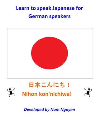 Learn to Speak Japanese for German Speakers