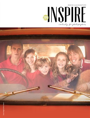 Inspire Magazine Issue No. 4