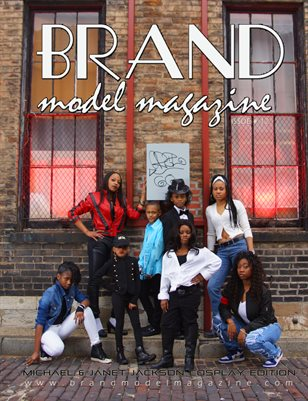 Brand Model Magazine - Issue # 12