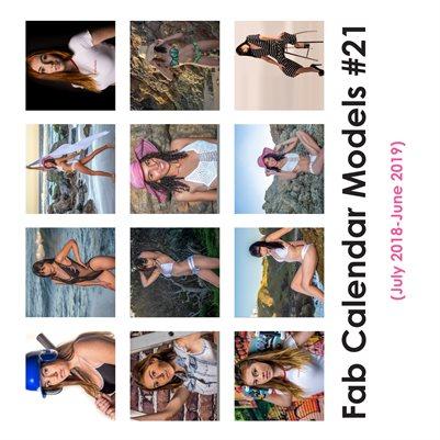 Fab Calendar Models 21