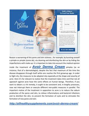 allhealthysupplements.com/avoir-derma-cream/