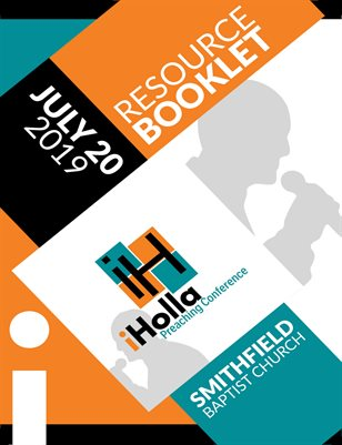 iHolla Conference Resource Booklet