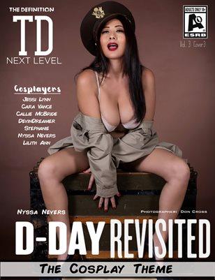 TDM Nyssa Nevers Cosplay VOL 3 Cover 3