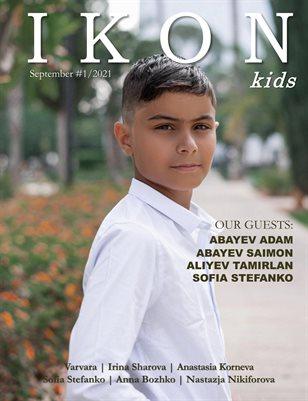 IKON magazine (September #1/2021)