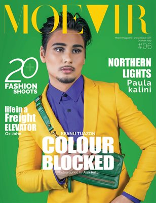 Moevir Magazine Issue October 2019 vol.6 No.2