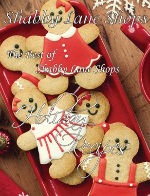 Best of Shabby Lane Shops Holiday Recipes