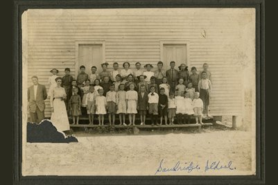 Sandridge School, Calloway County, Kentucky