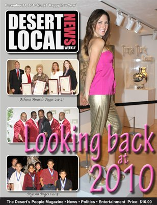 The Best of Desert Local News 2010