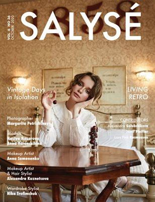SALYSÉ Magazine | Vol 6 No 36 | OCTOBER 2020 |