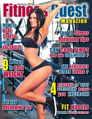 Fitness Quest Magazine Spring 2016