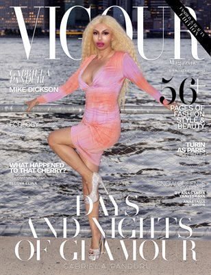 Fashion & Beauty | August Issue 04